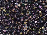 TOHO Cube 3mm-85 Metallic Iris Purple - 10 g
