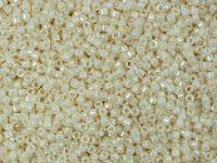 TOHO Treasure 12o-123 Opaque-Lustered Lt Beige - 5 g
