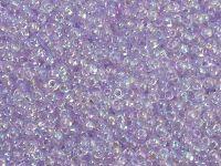 TOHO Round 11o-477 Dyed-Rainbow Lavender Mist - 10 g