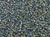 TOHO Round 11o-176B Trans-Rainbow Gray - 10 g