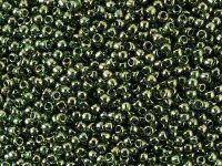 TOHO Round 11o-333 Gold-Lustered Fern - 10 g