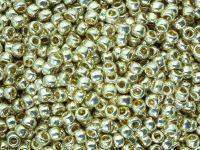 TOHO Round 8o-PF558 Permanent Finish - Galvanized Aluminium - 100 g
