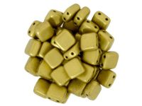 Tile 6mm Matte Metalic Aztec Gold - 20 sztuk