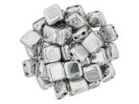 Tile 6mm Silver - 20 sztuk