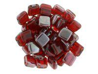 Tile 6mm Celsian Siam Ruby - 20 sztuk