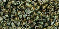 TOHO Cube 1.5mm-Y183 HYBRID Opaque - Ultra Luster Green - 5 g