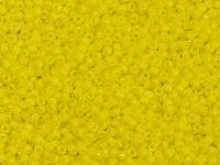 TOHO Round 15o-42 Opaque Dandelion - 5 g