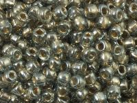 TOHO Round 3o-993 Gold-Lined Black Diamond - 10 g