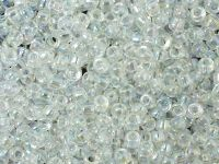 TOHO Round 8o-161 Trans-Rainbow Crystal - 100 g