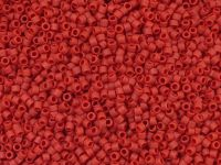 TOHO Treasure 12o-45F Opaque-Frosted Pepper Red - 5 g