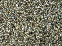 TOHO Treasure 12o-994 Gold-Lined Rainbow Crystal - 5 g