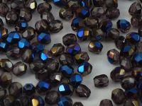 FP 3mm Blue Iris - Amethyst - 40 sztuk