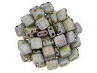 Tile 6mm Luster - Marble Green - 20 sztuk