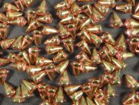 Spike Beads Luster Pink 8x5 mm - 20 sztuk