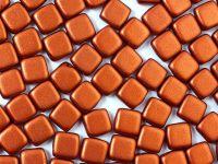 Tile 6mm Matte Metallic Dark Copper - 20 sztuk