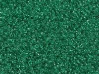 TOHO Round 15o-72 Transparent Beach Glass Green - 5 g