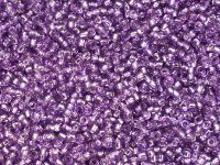 TOHO Round 15o-2219 Silver-Lined Lt Grape - 5 g