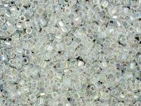 TOHO Hex 8o-161 Trans-Rainbow Crystal - 10 g