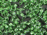 Spike Beads Peridot 8x5 mm - 20 sztuk