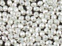 FP 3mm Coated White Pearl - 40 sztuk