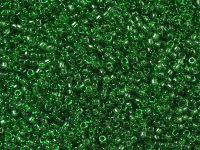 TOHO Round 15o-7B Transparent Grass Green - 5 g