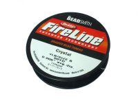 Nici BeadSmith FireLine 4LB Crystal - szpulka