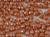 FP 3mm Luster - Pink Coral - 40 sztuk