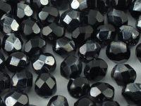 FP 6mm Hematite 1/2 - 20 sztuk