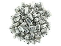 Bricks 6x3mm Silver - 20 sztuk