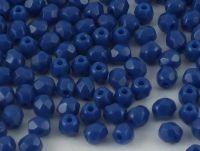 FP 3mm Opaque Blue - 40 sztuk