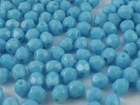 FP 4mm Blue Turquoise - 40 sztuk