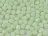 FP 3mm Opaque Azur Green Turquoise - 40 sztuk