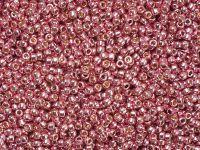 TOHO Round 15o-PF553 Permanent Finish - Galvanized Pink Lilac - 5 g