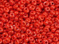 TOHO Magatama 3mm-45 Opaque Pepper Red - 10 g
