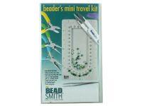 Podróżny zestaw mininarzędzi Beadsmith - komplet