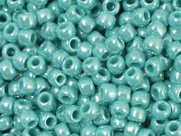 TOHO Round 6o-132 Opaque-Lustered Turquoise - 10 g