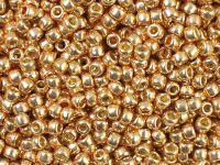 TOHO Round 8o-PF551 Permanent Finish - Galvanized Rose Gold - 10 g