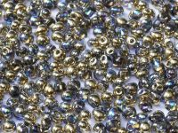 Miyuki Drop 3.4mm-55023 Crystal Golden Rainbow - 10 g