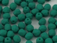 FP 4mm Neon Dark Emerald - 40 sztuk
