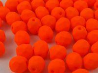 FP 6mm Neon Orange - 20 sztuk