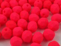 FP 6mm Neon Pink - 20 sztuk