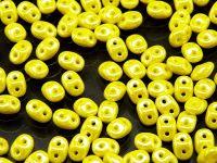 SuperDuo 2.5x5mm Luster Lemon - 10 g