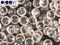 Piggy Beads Rosaline 8x4 mm - 20 sztuk