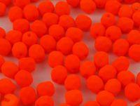 FP 4mm Neon Orange - 40 sztuk