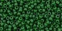TOHO Round 15o-47H Opaque Pine Green - 5 g