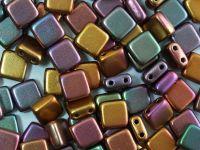 Tile 6mm Matte Metallic Iris Purple - 20 sztuk