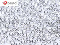 O bead Silver 1/2  - 5 g
