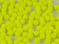FP 3mm Neon Lemon - 40 sztuk