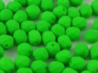 FP 6mm Neon Green - 20 sztuk