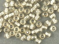Round Beads Light Smoky Topaz 4 mm - opakowanie